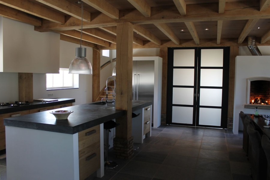 Goedkope Design Keukens : Keuken KUIPERSTEGELWERKEN